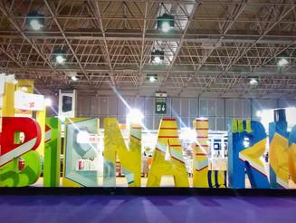 """""""Um milagre em minha vida"""" na Bienal do Livro Rio 2017"""