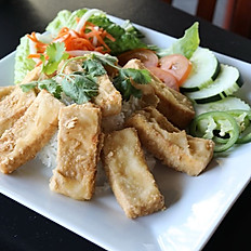 Vegan Delight Crispy Tofu