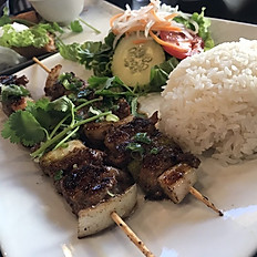 Lemongrass Grilled Pork