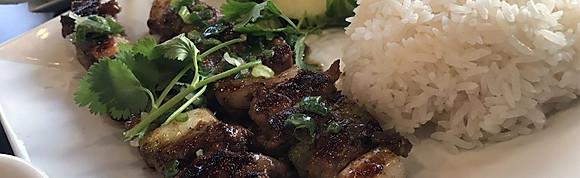 Rice Plates - Cơm