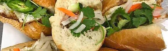 Sandwich - Banh Mi