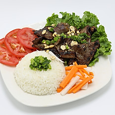 Lemongrass Grilled Beef