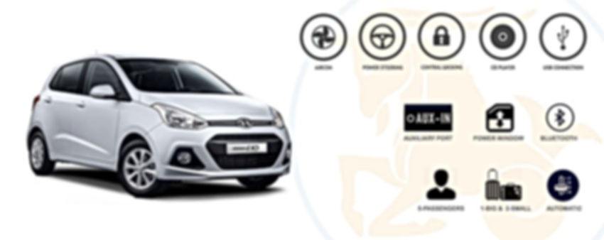 Capricorn Car Rental - Grand I10 Hyundai