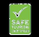 Seychelles Safe Tourism Certified Logo