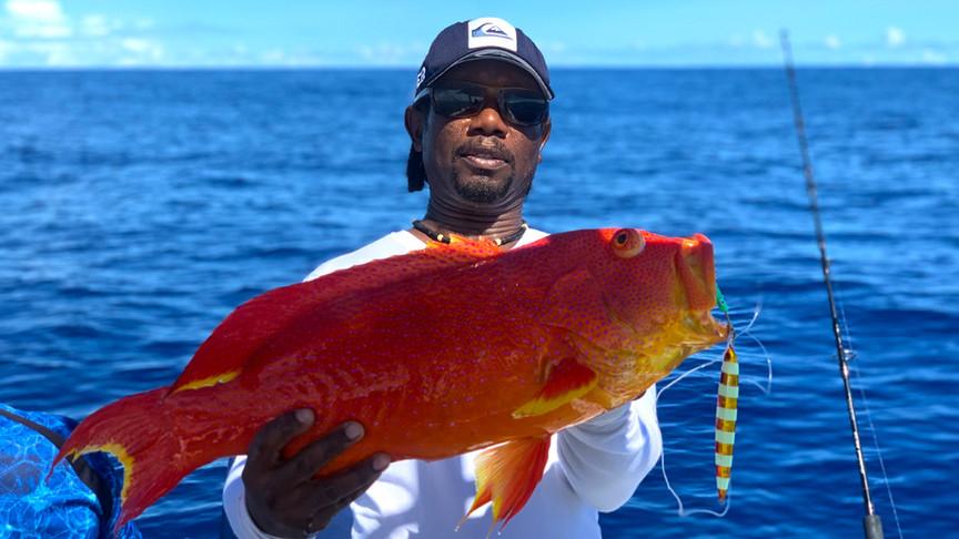 big game fishing holidays