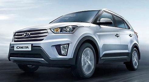 Hyundai Creta SUV Car Rental in Praslin - Seychelles