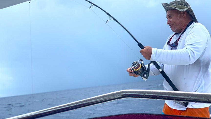 big game fishing reels