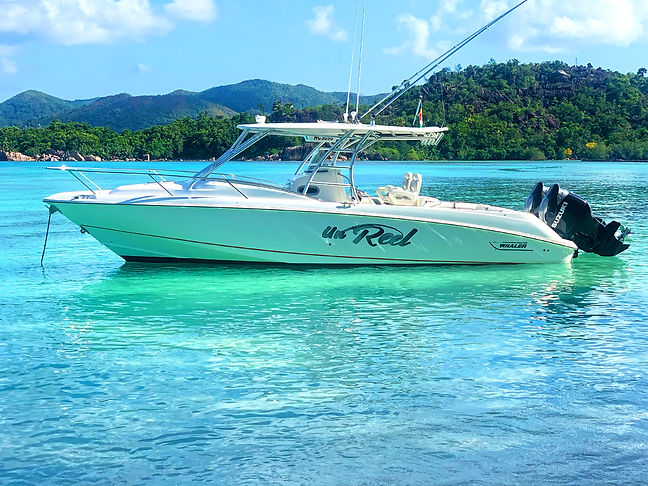 big game fishing holidays bookings in Seychelles
