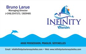 Infinity Charter Seychelles