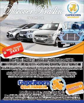 Capricorn Car Rental