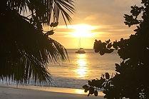 coconut services sunset transfer praslin seychelles