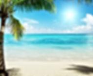 stunning seychelles beach