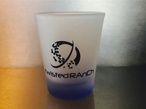 TWISTED RANCH SHOT GLASS