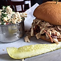 Ranch Smoked Pulled Pork