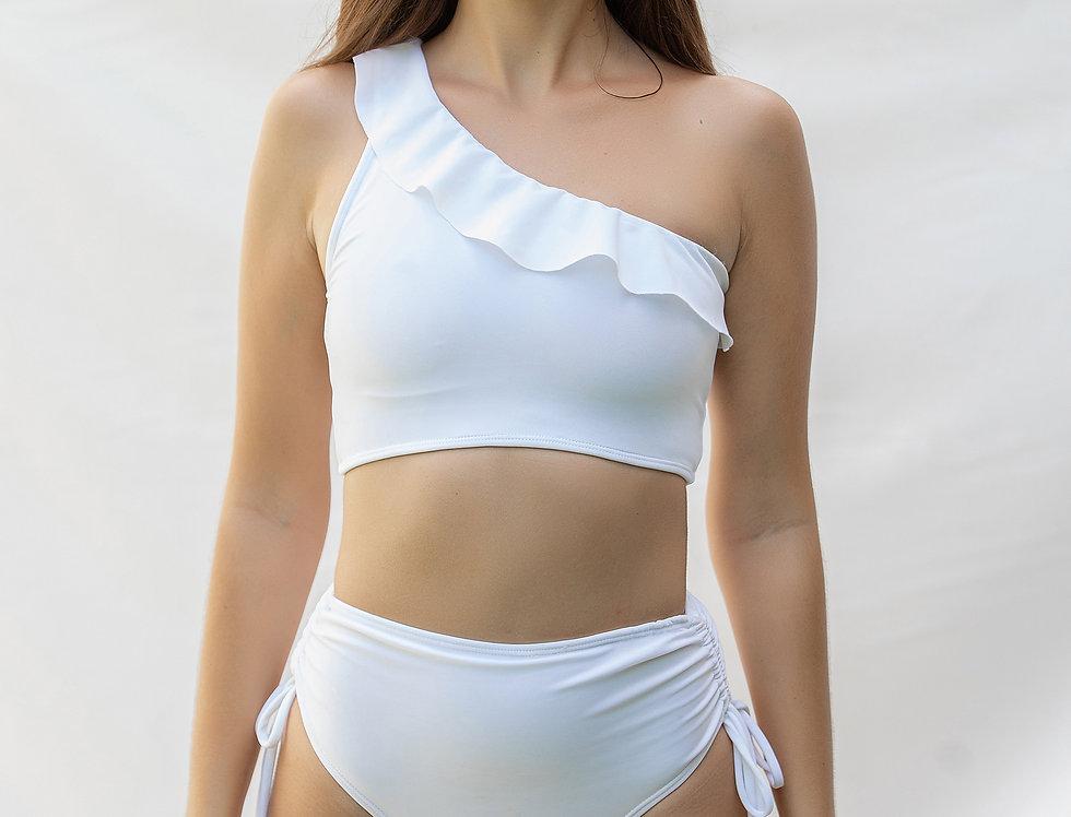 Rayo de Sol  - Bikini Set de un hombro