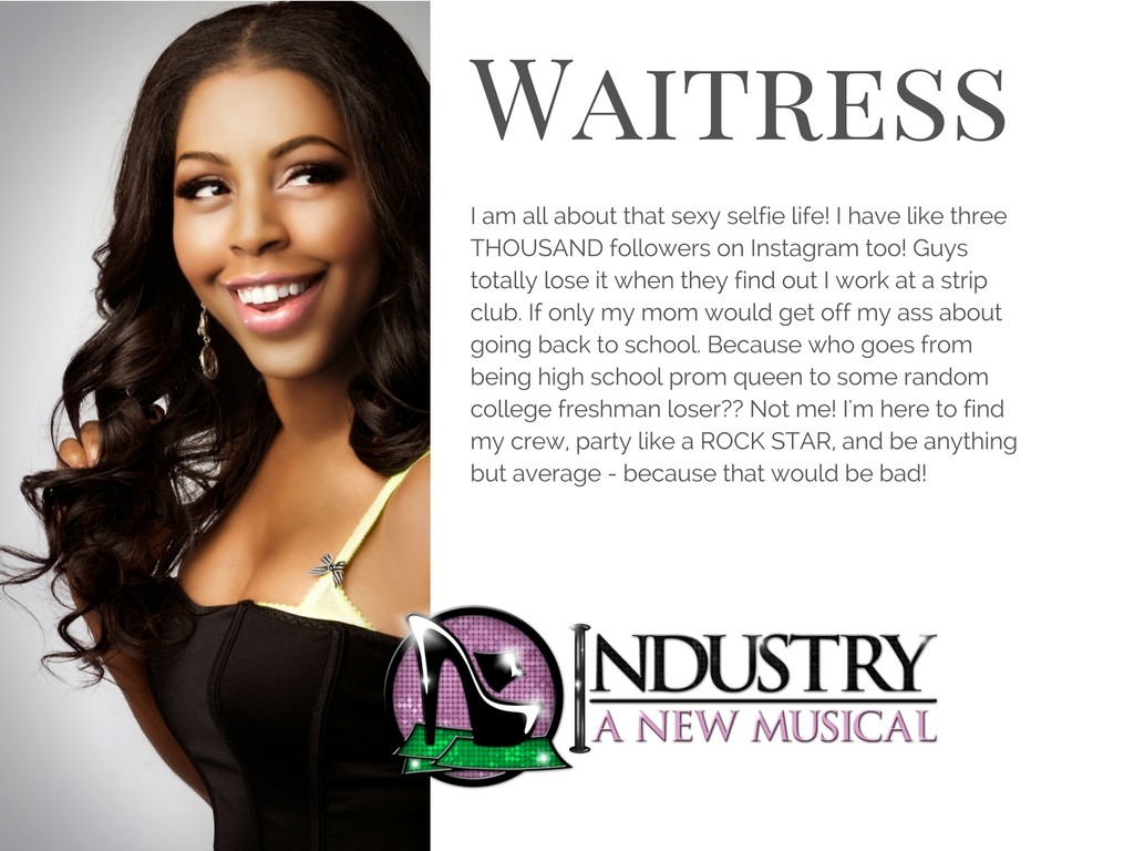 Waitress | Industry: A New Musical
