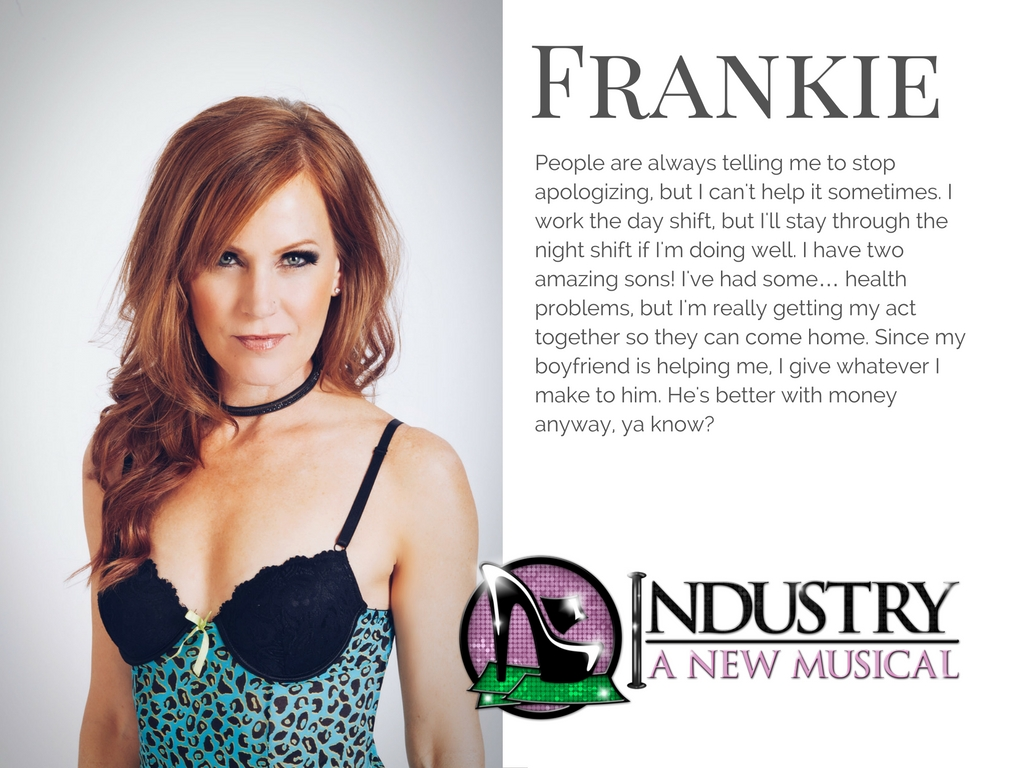 Frankie | Industry: A New Musical