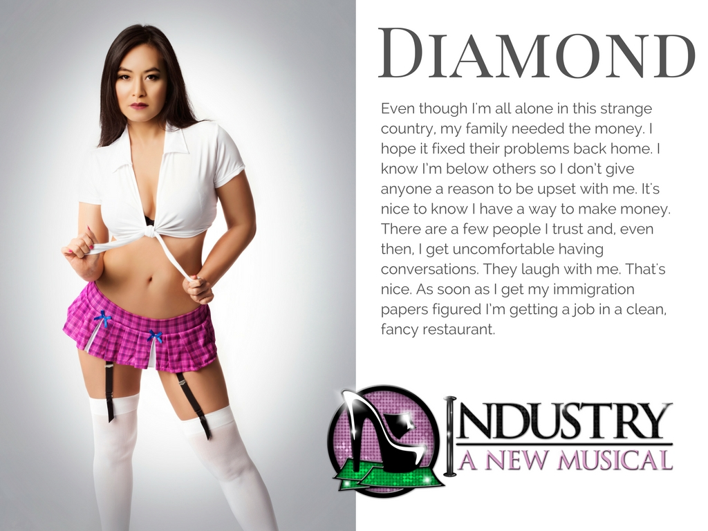 Diamond | Industry: A New Musical