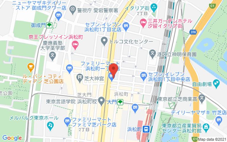 hamamatsuchou staticmap.png