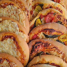 Get yo' PIZZA BUNS Hun!_Our bakers use a