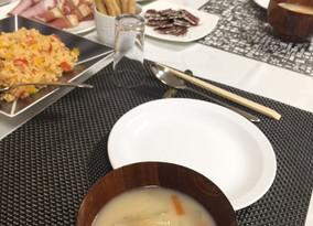 香川県のお雑煮はキョーレツだった