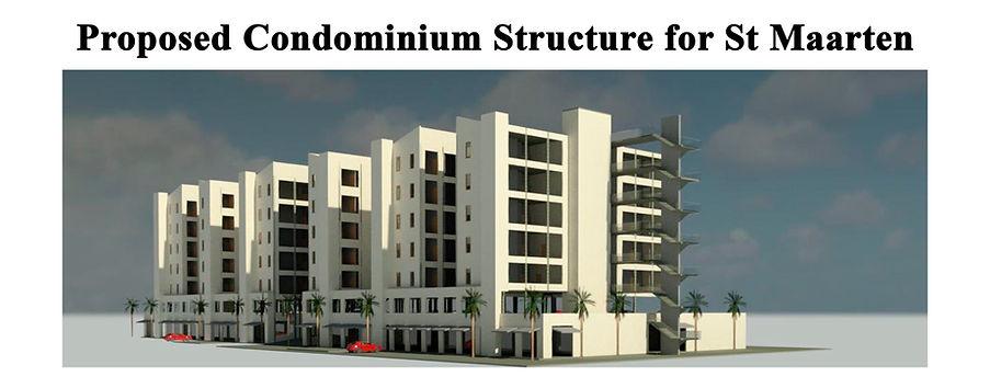 Proposed Condominium Structure for St Ma