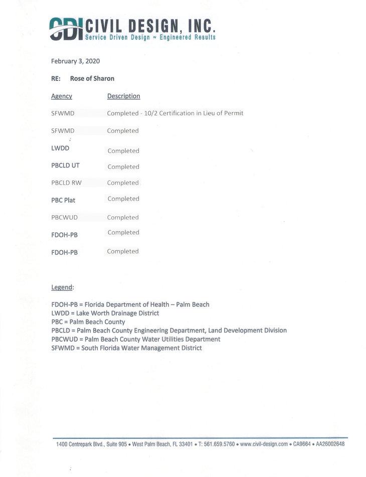 19 Unit Project  - Permits Status.jpg