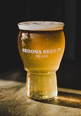 SEDONA BEER CO GOLDEN ALE