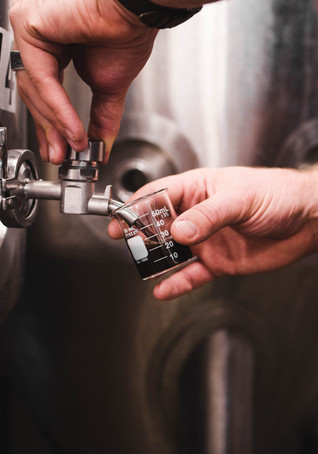 Sedona Beer Testing