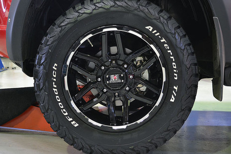 RRC3 Gloss Black Machined