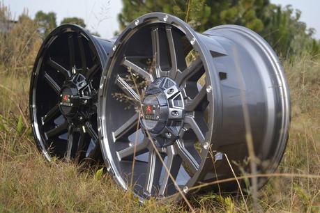 RRC3 Gunmetal Machined