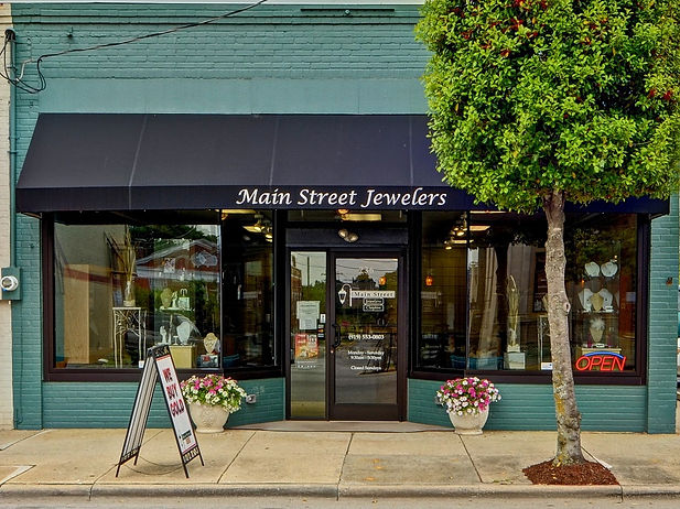 Located in the heart of downtown Clayton