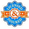sticker-text-licensed-insured-insurance-