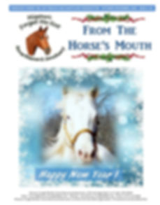 Forget Me Not Horse Rescue Newsletter Pa