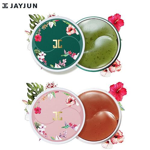 JAYJUN Green Tea / Roselle Hydrogel Eye Gel Patch Under Eye Mask