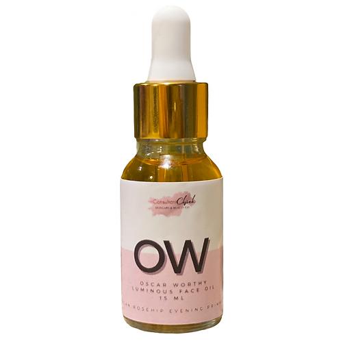 Oscar Worthy Luminous Face Oil