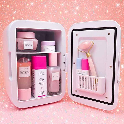 Mini Fridge for Makeup & Skincare