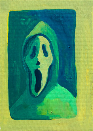 Small Green Scream