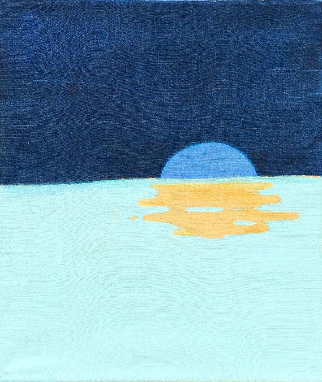 Horizon Study Blue