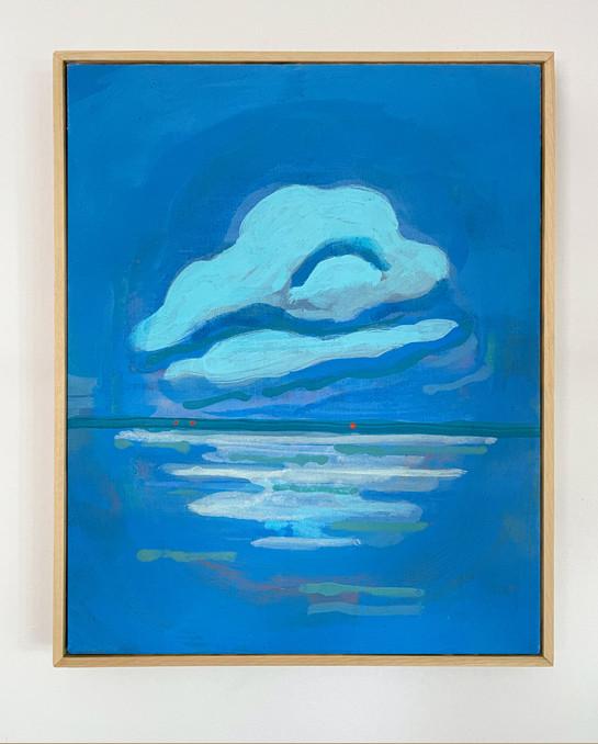 Cloud Over Bay