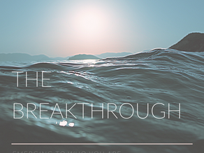 The Breakthrough - emerging to who you are