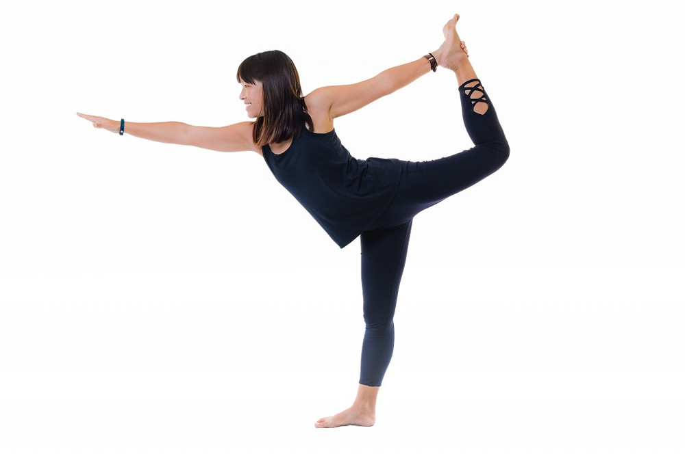 Click on the link attached to read how yoga has transformed my sister's life :)