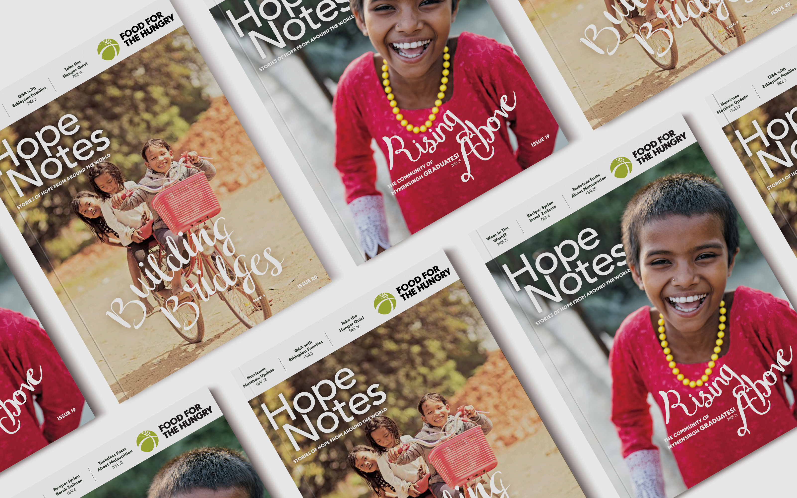 Hope Notes Magazine