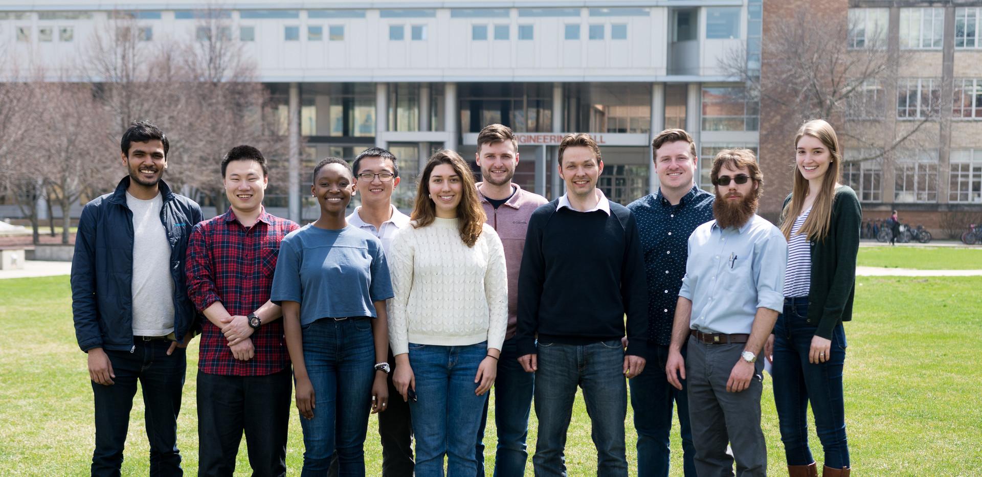 Franck Lab 2019