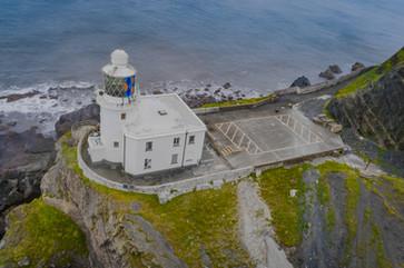 Hartland Quay Lighthouse