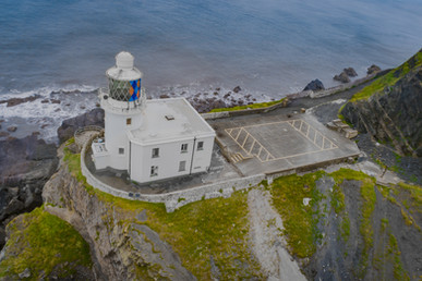 Hartland Quay Lighthouse