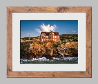 Seafield House Framed