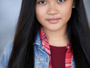 Angelina Samson has a MEETING with SLA Talent Agency!
