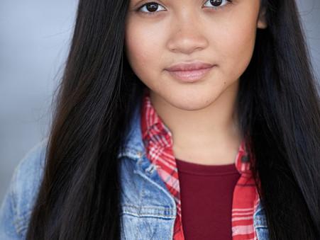 """The Active Actor"" Testimonial Angelina Samson at Studio For Performing Arts LA"