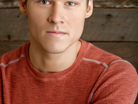 Dalton Dare has a MEETING with TGTalent Management!
